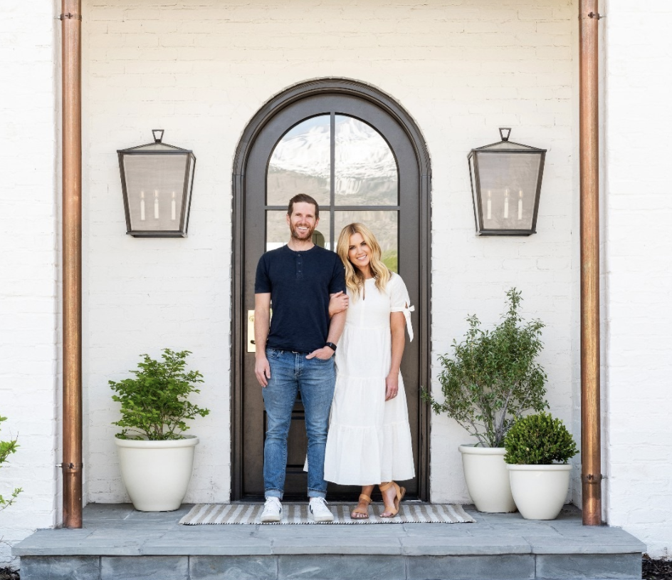 """Dream Home Makeover's"" Syd and Shea McGee Reveal How They Nearly Lost It All To Pursue Their Design Dreams"