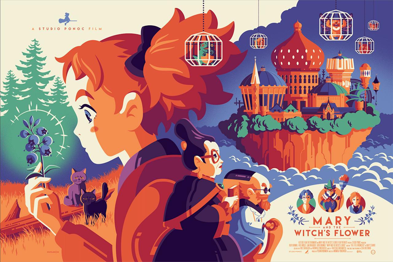 Studio Ponoc (ex Ghibli) producen un cortometraje para los Juegos Olímipicos de Tokio