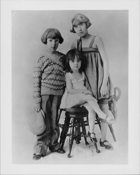 Judy Garland And Sisters