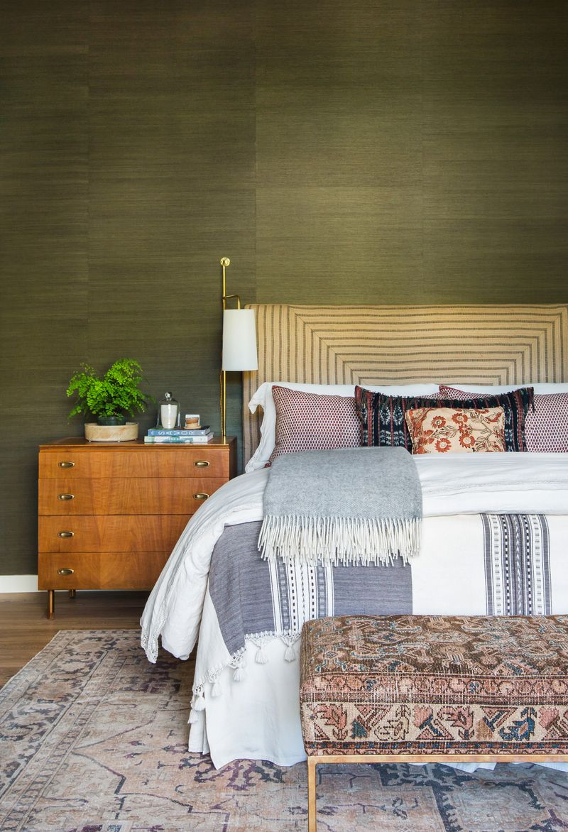 The Best Green Paints For Every Room In Your House
