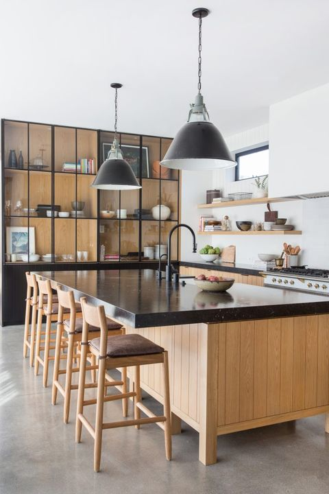 40 Best Kitchen Lighting Ideas - Modern Light Fixtures for Home Kitchens