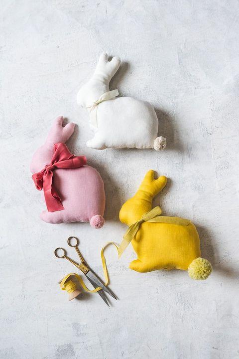 stuffed bunny crafts