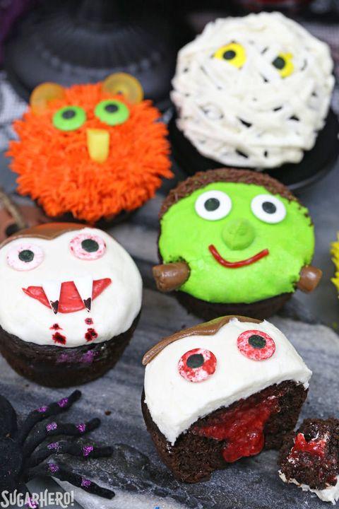 40 Halloween Cupcake Ideas