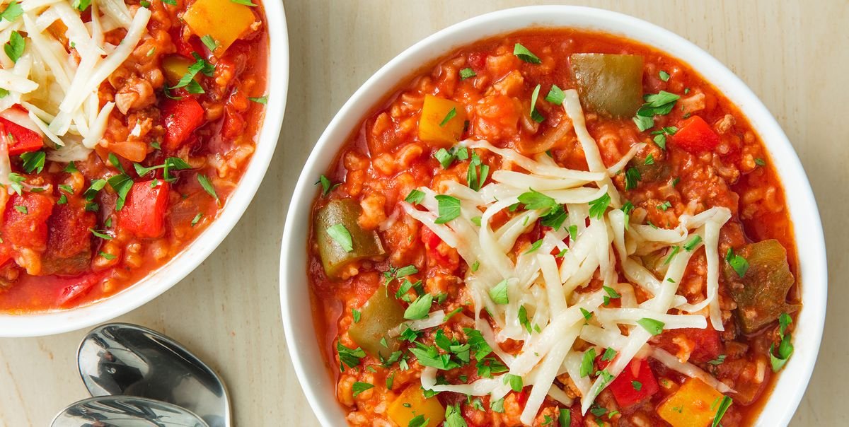 The 80 Most Delish Fall Soups