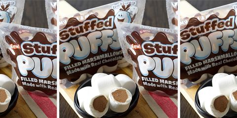 These Chocolate-Stuffed Marshmallows Guarantee S'mores Will Never Be the Same