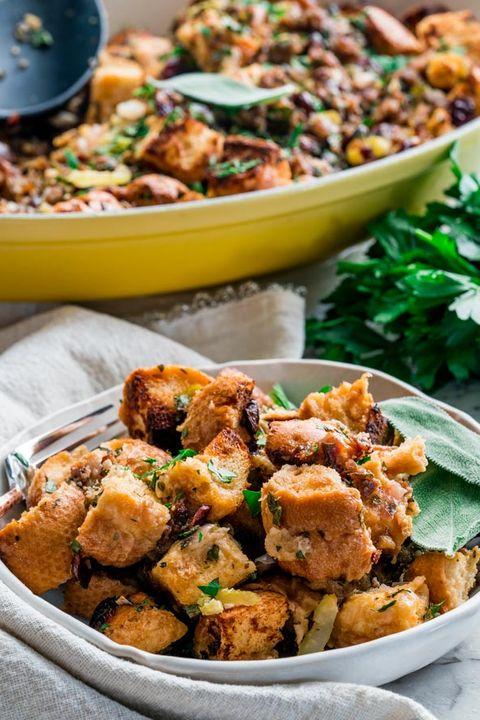 stuffing recipe sage sausage