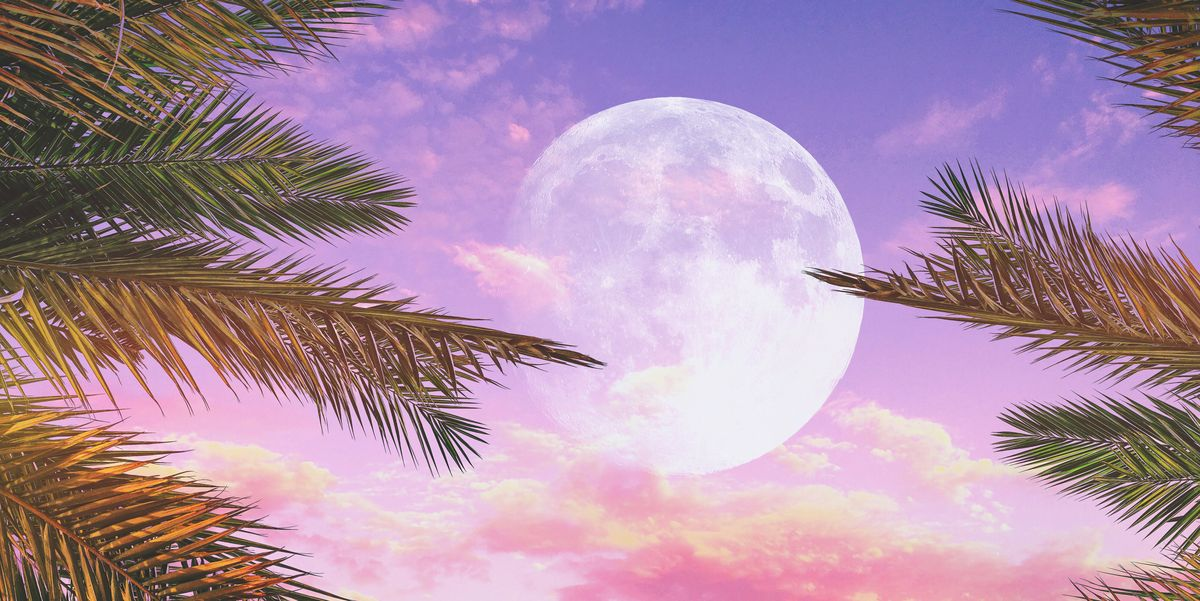 Taurus Season Will Bring a Super Pink Moon and a Chance to Indulge
