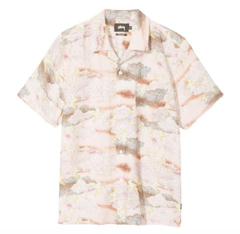 stussy camisa hawaiana hombre verano 2018