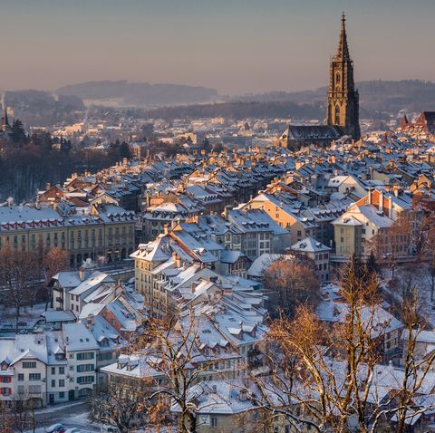 Romantic city breaks - Bern