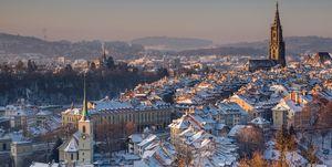 Winter city breaks in Europe - Bern, Switzerland