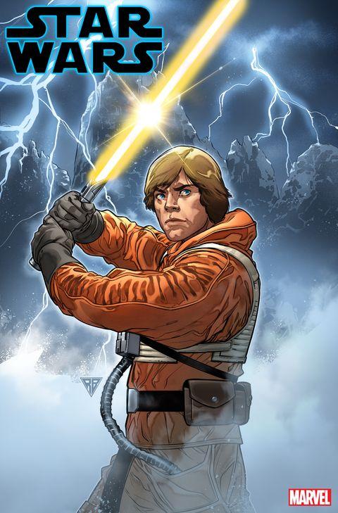 Star Wars Reveals More About Luke Skywalker S Lightsaber Mystery