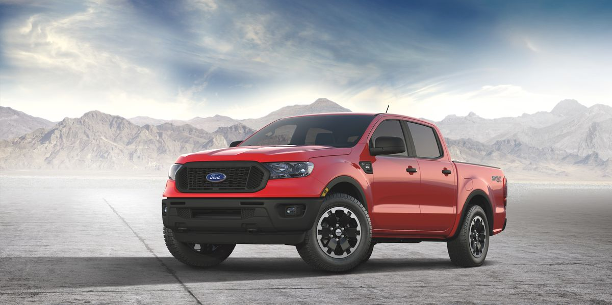 Ford's New Ranger Could Be the Best Bargain in Pickup Trucks
