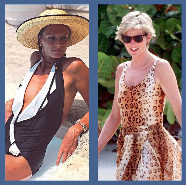 how to style a classic one piece swimsuits