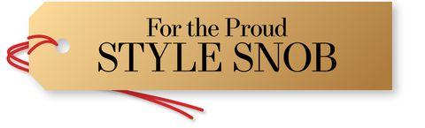 style snob