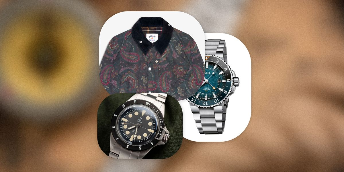 11 Style Releases and New Watches We're Obsessed About This Week