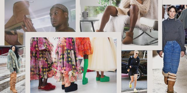 ugg collaborations with telfar and molly goddard