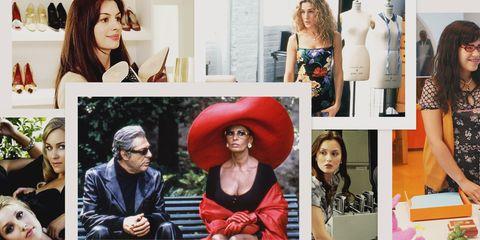 Cult Fashion Movie I Intern I Turns 20