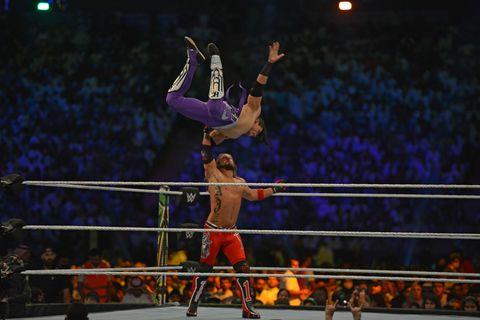 topshot douniamag wrestling saudi crown jewel