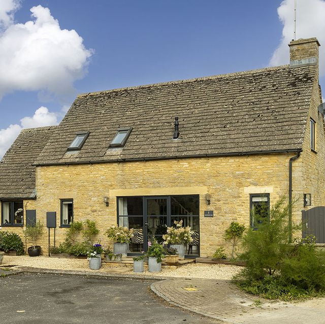 stylish barn conversion for sale in the cotswolds