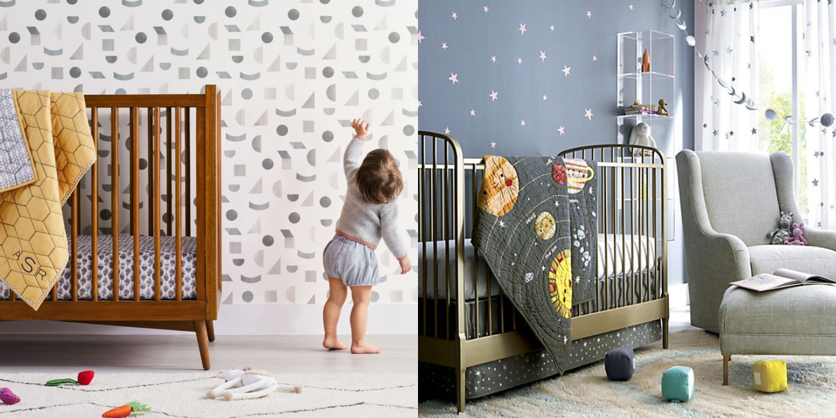 The Most Beautiful Cribs For An Instagram-Worthy Nursery
