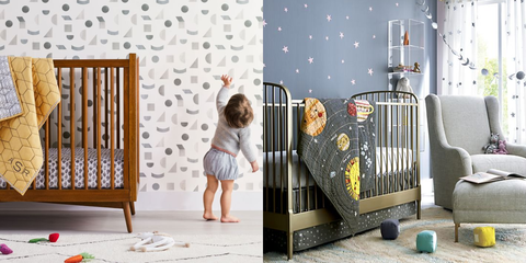 10 Best Cribs For A Stylish Nursery Modern