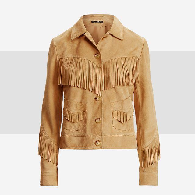 stylish fringe jackets