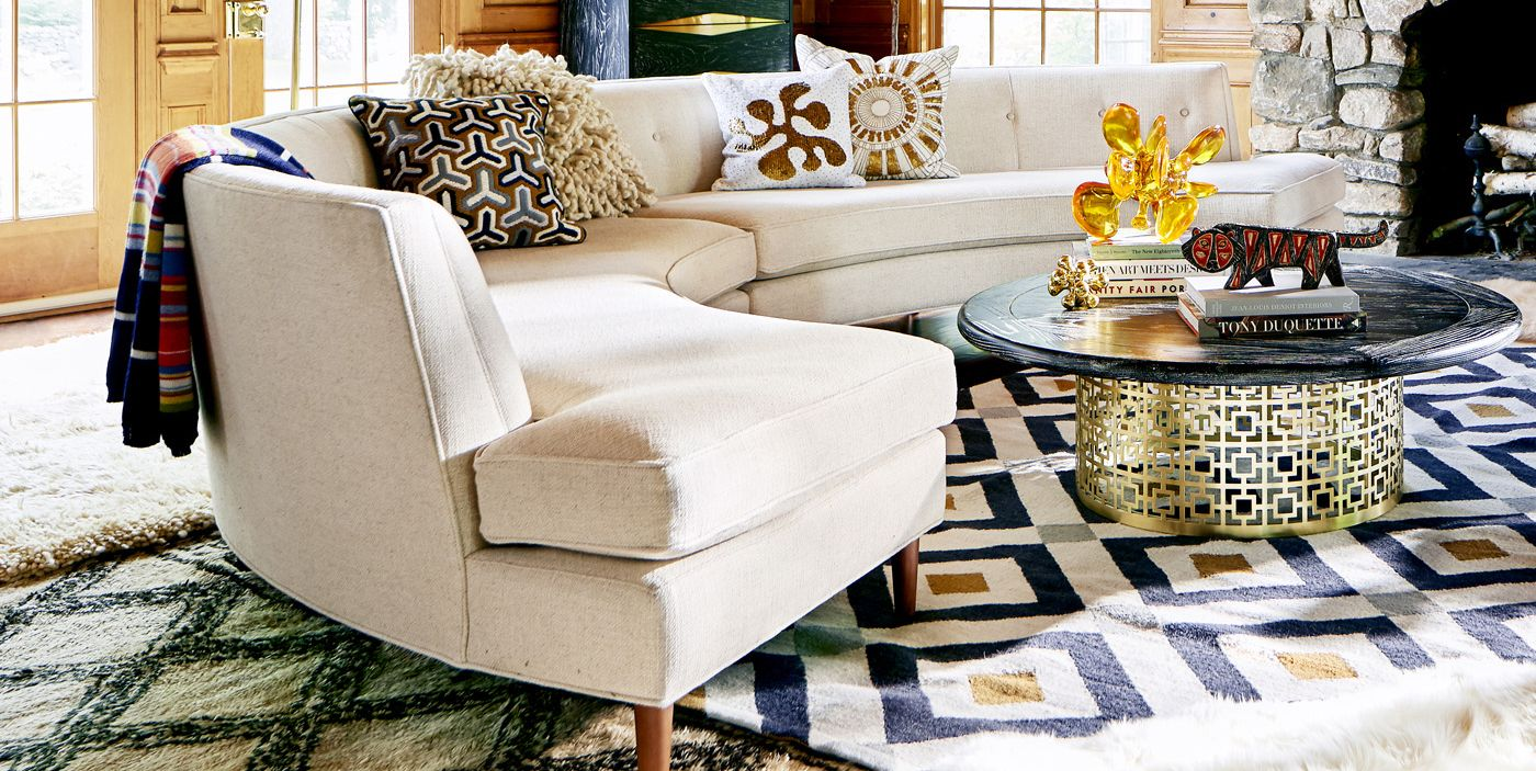 10 Chic Sectional Sofas The Whole Family Can Cozy Up On