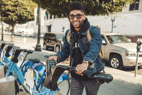 6 Life-Changing Benefits of Cycling Every Day