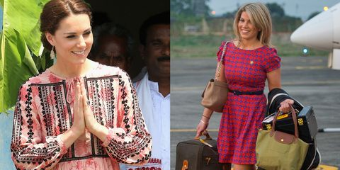 Kate Middleton stylist