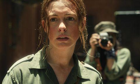 Anne Hathaway y Ben Affleck en el tráiler de 'Su último deseo'