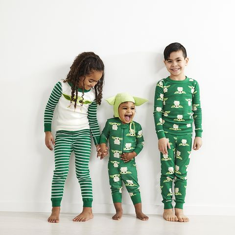 "hanna andersson ""the child"" pjs"