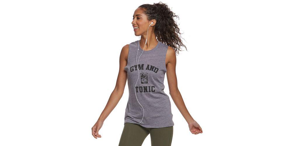 1527705474a Long Shirts To Wear With Leggings - Long Tank Top