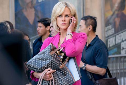 People, Street fashion, Fashion, Beauty, Pink, Shoulder, Event, Human, Tourism, Fashion accessory,