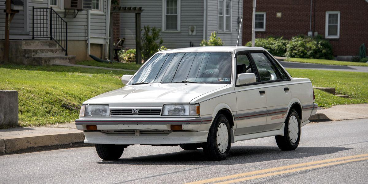 Street-Spotted: Subaru RX Turbo