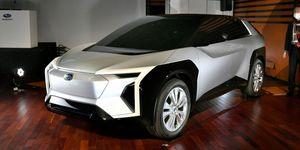 Subaru SUV eléctrico