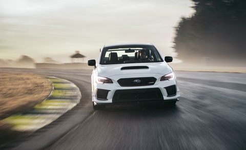 Will Next Gen Subaru Wrx Sti Get Bolder Design Or Be A