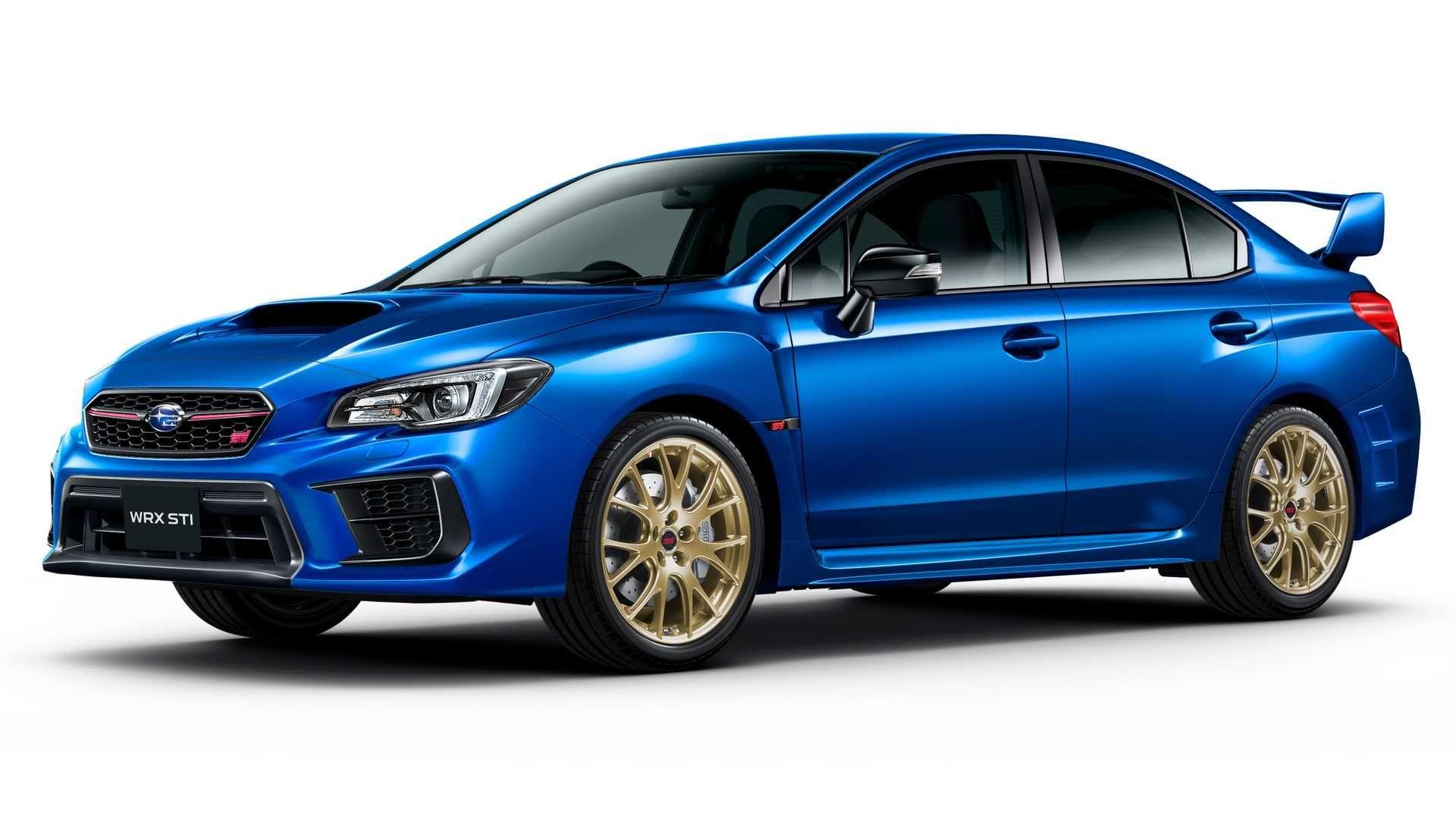 2020 Subaru Brz Sti History