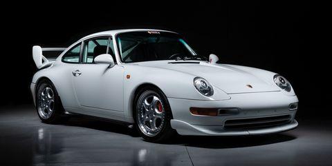 Porsche 911 Carrera RS Clubsport  - 993