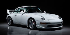Porsche 911 Carrera RS Clubsport  - 993