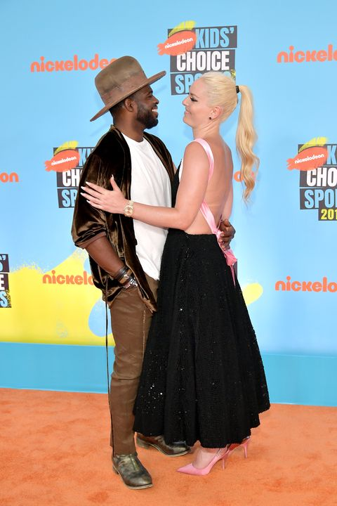 nickelodeon kids' choice sports 2019   arrivals