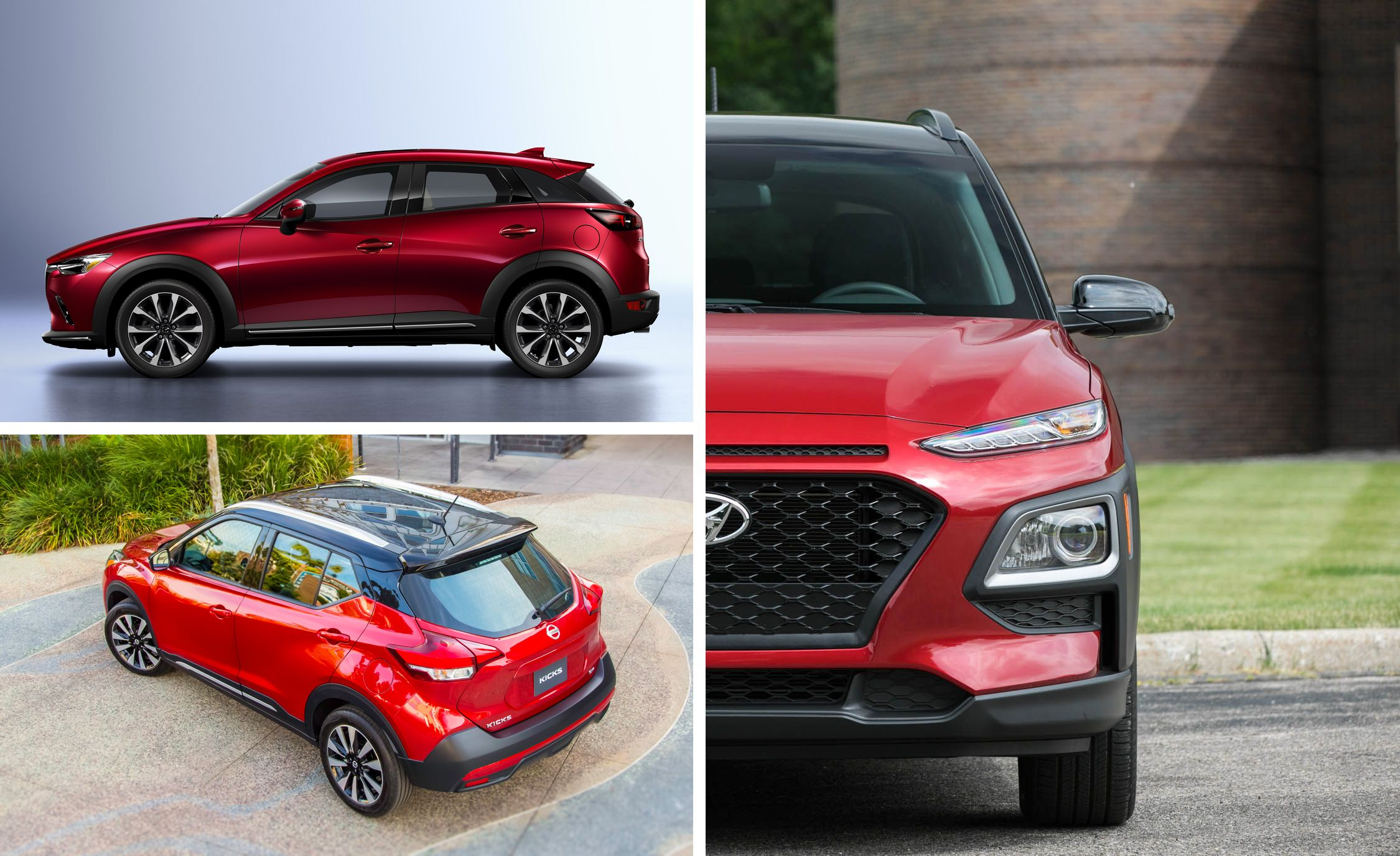Every Subcompact Crossover Suv Ranked