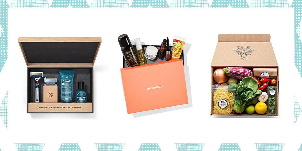 30 Best Monthly Subscription Boxes 2018 Top Subscription