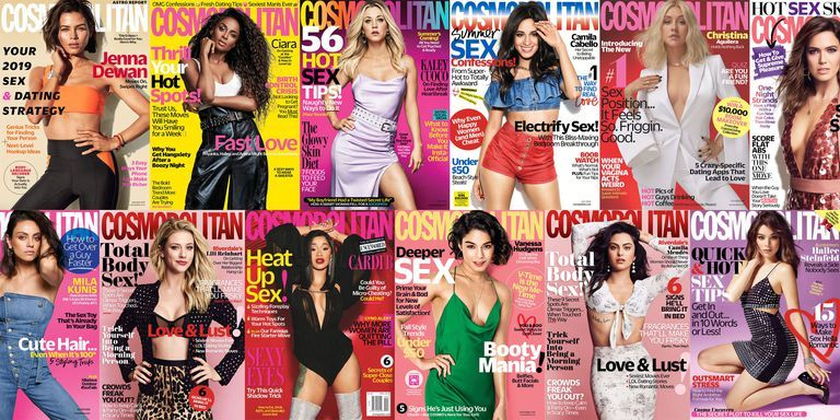 Cosmopolitan mag subscription