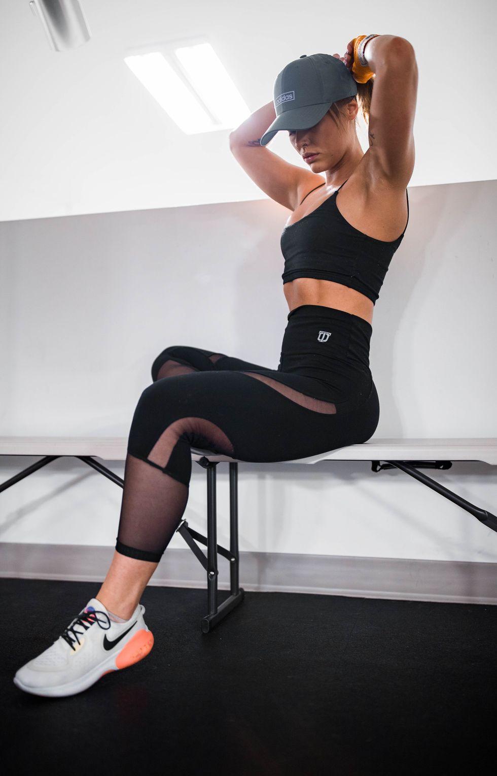 Estos leggings 'sauna' de Amazon te ayudan a quemar el doble de celulitis cuando haces deporte