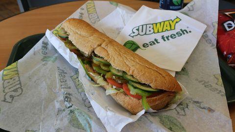 subway settles not really foot long sandwich litigation