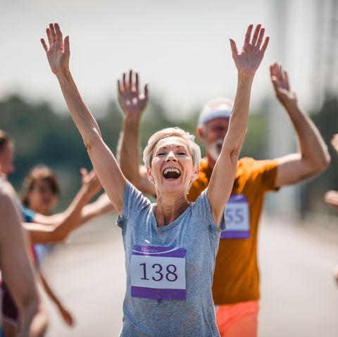 best beginner running races