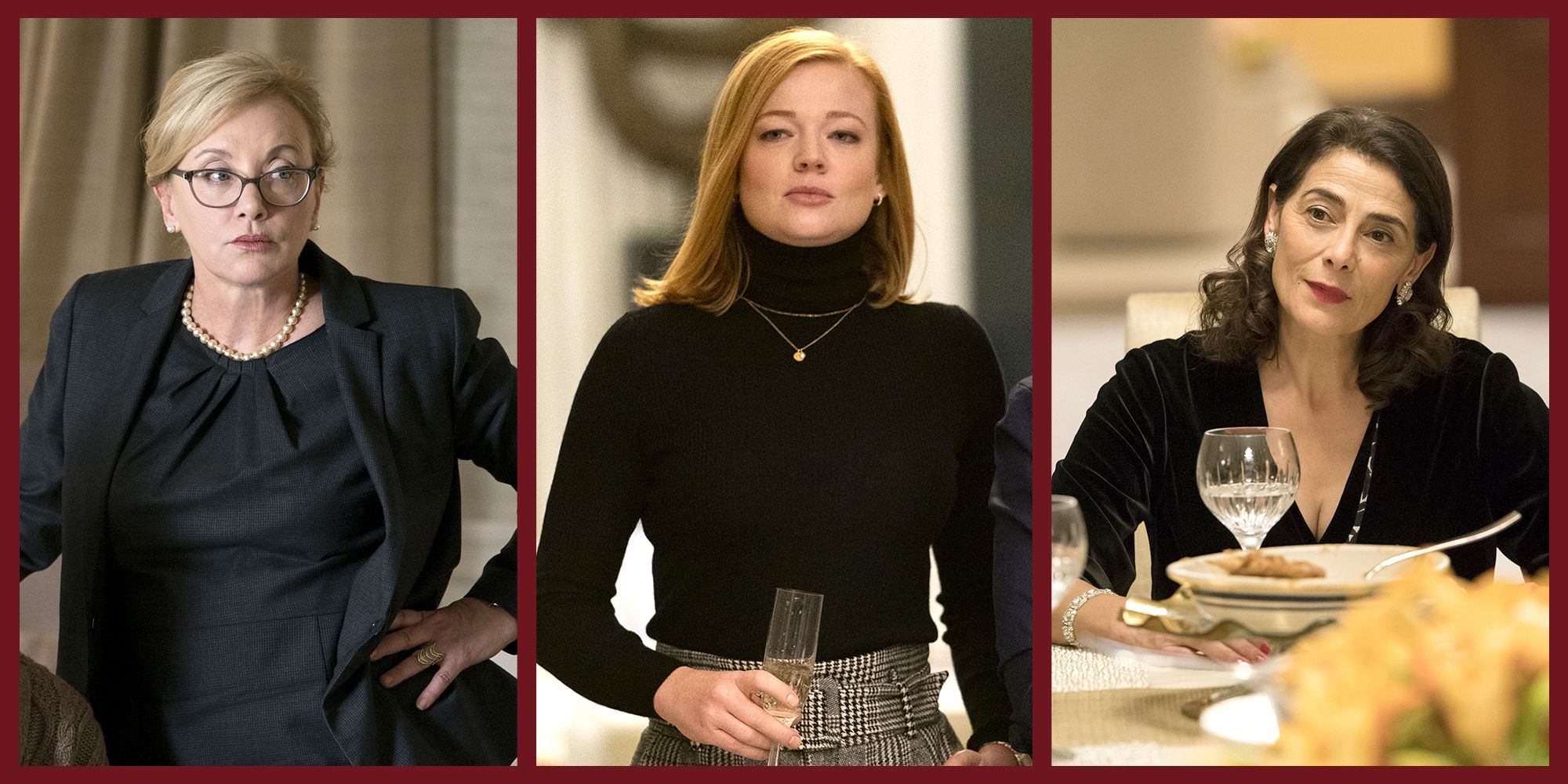 Why the Jewelry on Succession Is So Damn Low-Key