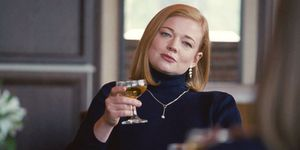 Siobhan Roy in Succession, HBO/NOW TV