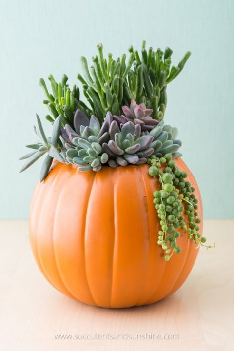 40 Creative Diy Halloween Decorating Ideas Easy Halloween House - Use-pumpkins-to-decorate-your-house-for-halloween