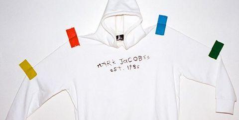 Sudadera de Marc Jacobs por Ava Nirui